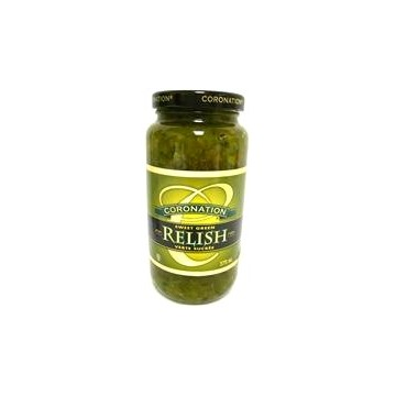 Coronation sweet green relish 375ml