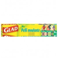 Glad plastic film cling wrap 30m