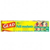 Glad plastic film cling wrap 60m