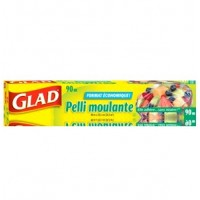 Glad plastic film cling wrap 90m