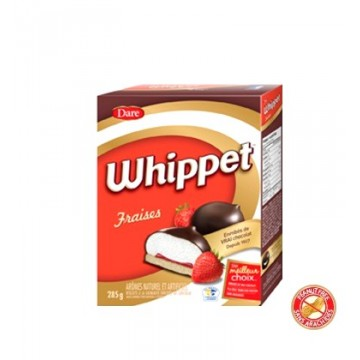 + Biscuits Whippet de Dare 230g-343g
