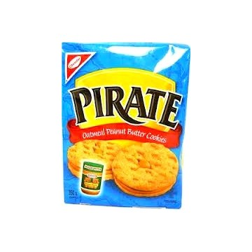 Biscuits Pirate de Christie 300g