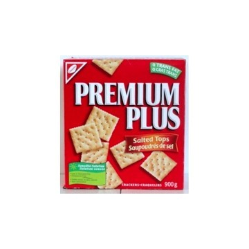 + Christie Premium Plus crackers 900g