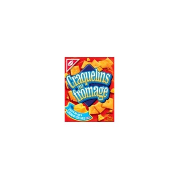 Christie cheese nips crackers 200g
