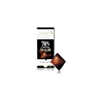 + Lindt dark chocolate bar 100g