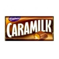 Caramilk chocolate bar 100g