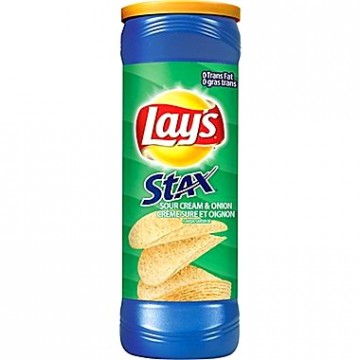 + Lay's Stax chips 155g-163g