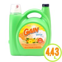 Gain original liquid laundry detergent 4.43l