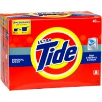 Tide original powder laundry detergent 1.5kg