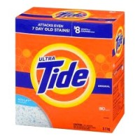 Tide original powder laundry detergent 3.1kg