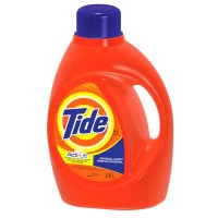 Tide original liquid laundry detergent 2.95l