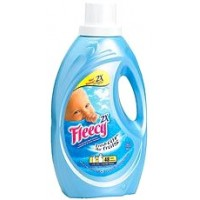 + Fleecy liquid fabric softener 1.43l-1.6l (48 loads)