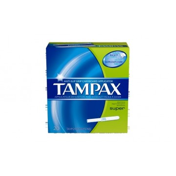 + Tampons hygiéniques Tampax (20)