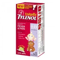 Tylenol for baby 0-23 months (grape) 24ml