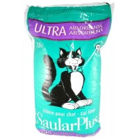 Litière ultra-absorbante Saular plus 7kg