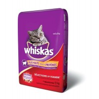 Whiskas cat food meat selection 9.1kg