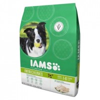 + Iams dog food 1-6 years 6.8kg