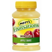 + Mott's Fruitsations apple sauce 620ml