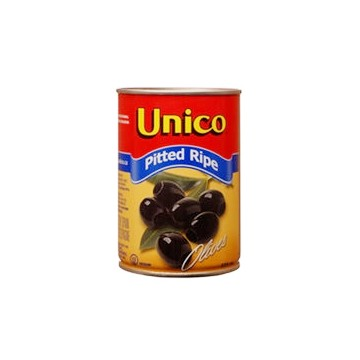 + Unico pitted ripe olives 200ml