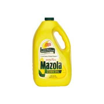Mazola corn oil 2.84l