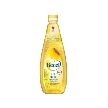 Becel canola & sunflower oil 1l