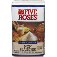 + Farine tout usage Five Roses 2.5kg