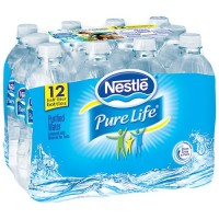 Eau de source Nestlé Purelife 12x 500ml