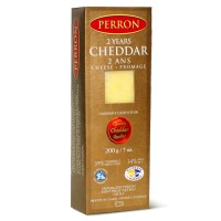 Fromage cheddar Perron vielli 2 ans 170g