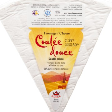 Coulee douce cheese from Quebec 200g