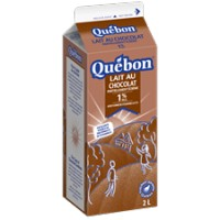 Quebon or beatrice chocolate milk 2l