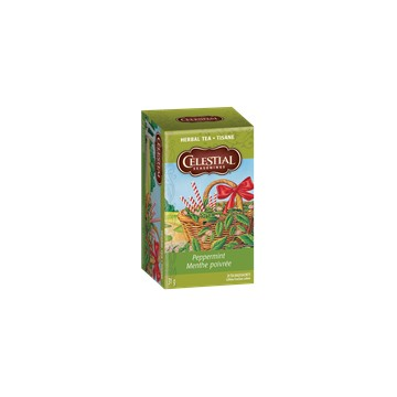 + Celestial Seasonings herbal tea bags (20) 29g-47g