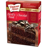 + Duncan Hines cake mix 515g
