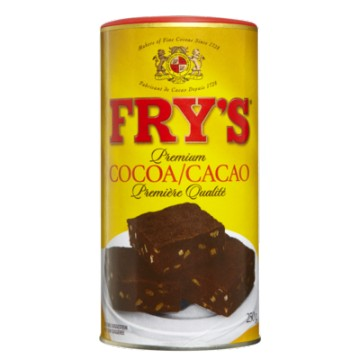 Fry's cocoa 227g