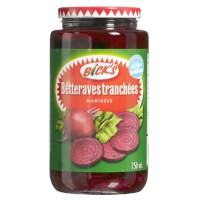 Bick's sliced marinated beets 750ml