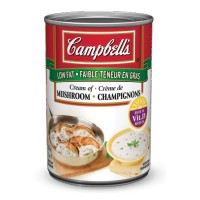 + Campbell's cream 284ml