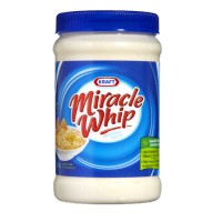 + Kraft Miracle Whip spread 475ml