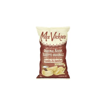 Miss Vickie's original potato chips 340g (family size)