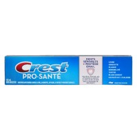 + Crest toothpaste 170ml