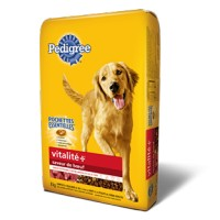 + Pedigree dog food 8kg