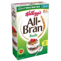 Kellogg's All Bran buds cereals 500g