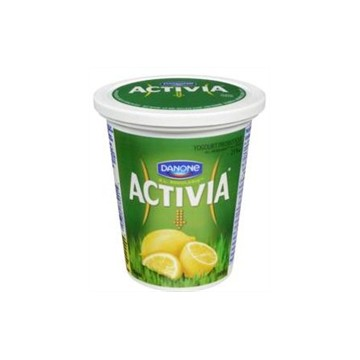 + Danone activia probiotic yogurt 650g