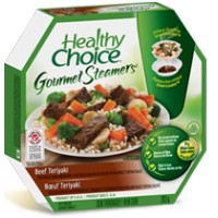 + Healthy Choice frozen dinner 283g-306g