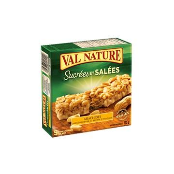 + Nature Valley sweet & salty bars (5) 160g-175g