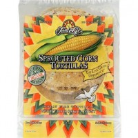 Good For Life organic tortillas (6) 340g