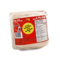 + Fresh pie dough (frozen) 1kg