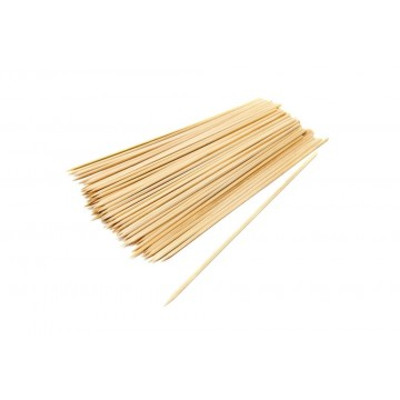 Wooden skewers 10in (50)