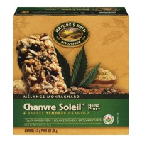 + Barres tendres granola biologique Nature's Path 175g-210g