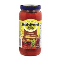 + Habitant homestyle ketchup 500ml