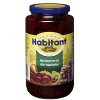 + Habitant marinated beets 750ml