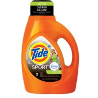 + Tide  liquid laundry detergent 1.36l